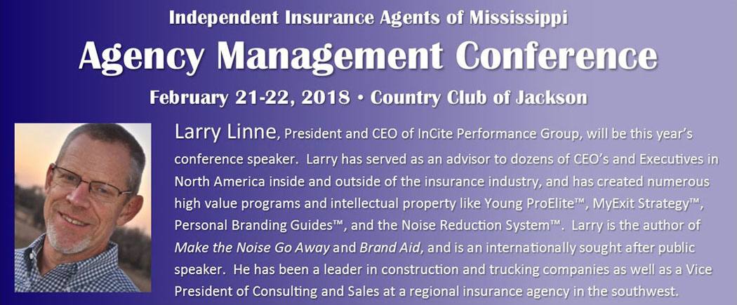 Agency Management Conference set for February 21-22, 2018