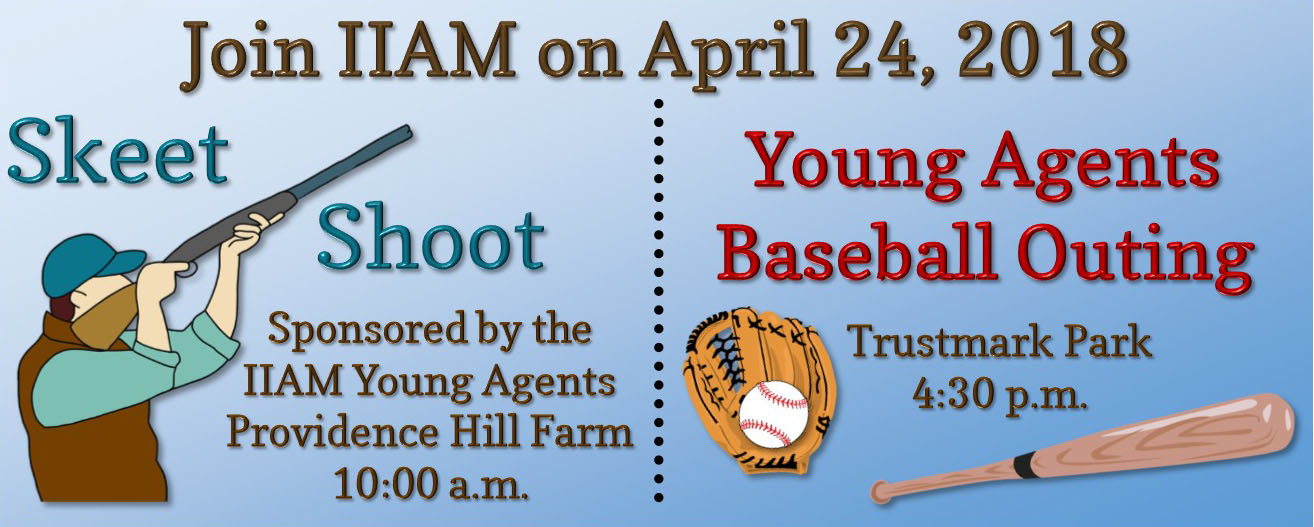 Skeet Shoot and Young Agents Baseball Outing